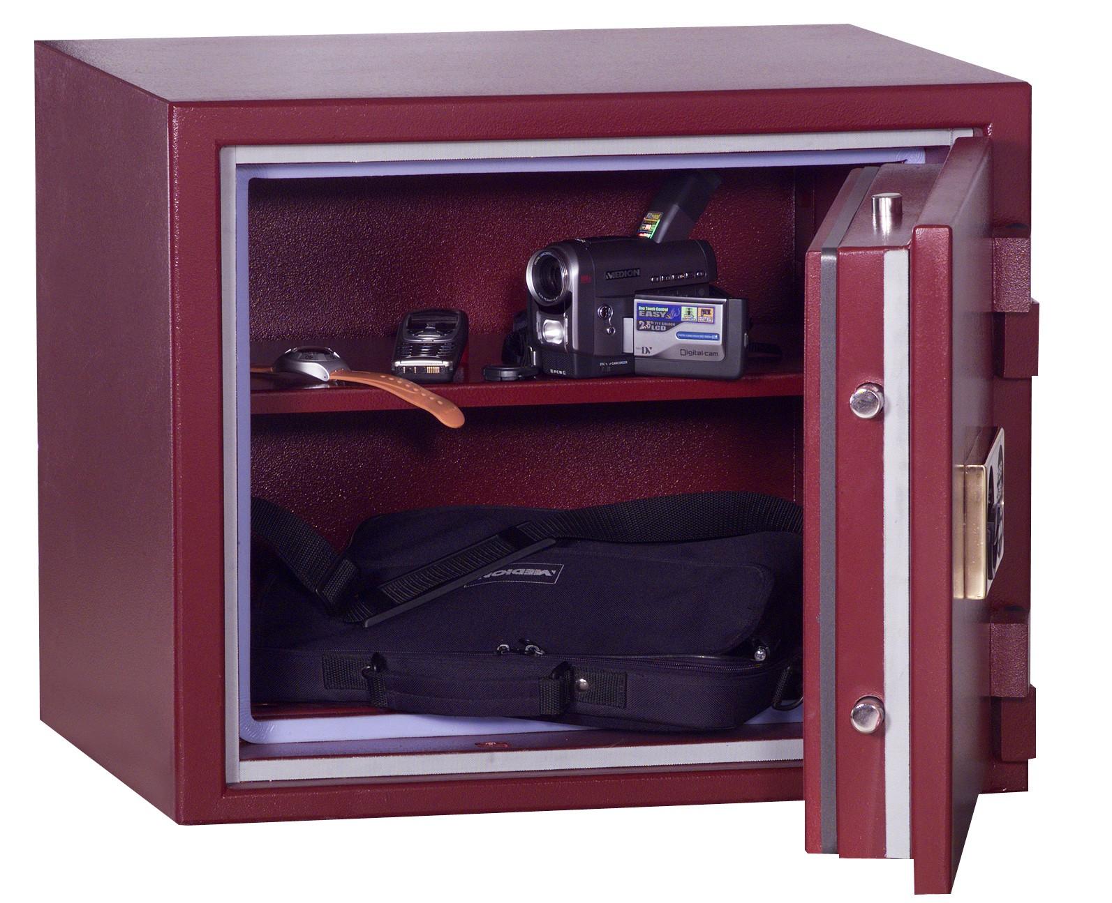 Alle Hotel- und Schranksafes für Schränke und Möbel