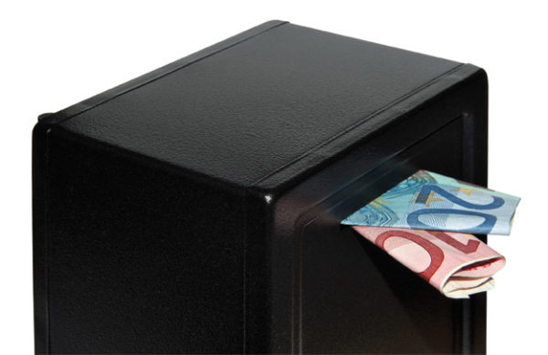 Minibank Spardose -02