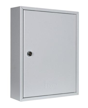 Schlüsselkassette S 42 RAL 5011  - 01