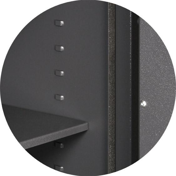Stahlbüroschrank Format SB Pro 60.03