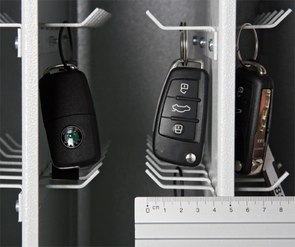 Schlüsseltresor Format GTB S Stufe B -02