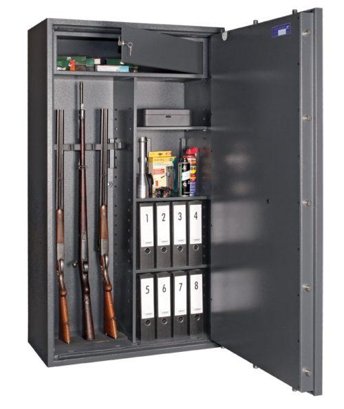 Waffenschrank Format Capriolo V - 7 WH Kombi