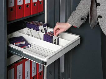 Datensicherungsschrank Format Office Data Star 240 - Grad S2 nach ECB S.03
