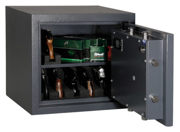 Kurzwaffenschrank Format KWT Cervo (10WH) - Klasse I nach EN 1143-1