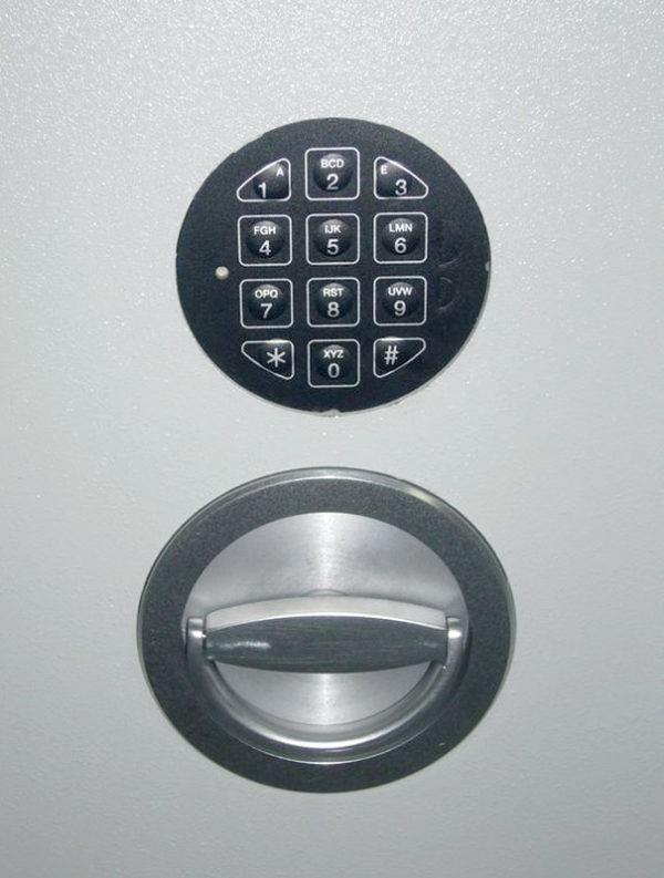 Elektronisches Codeschloss La Gard Basic gegen Aufpreis, Abbildung ähnlich
