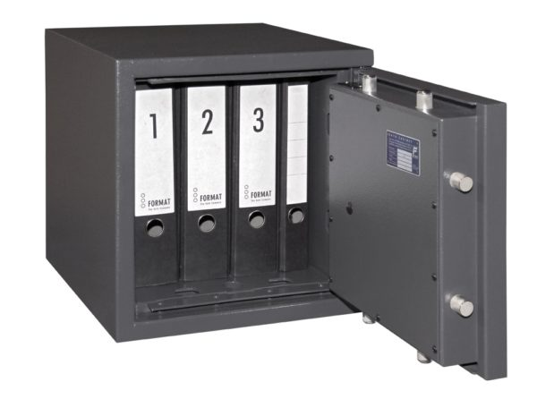 Wertschutztresor Format Lyra 1 EN 1143-1 Klasse 0/N.01 Abbildung Modell 2