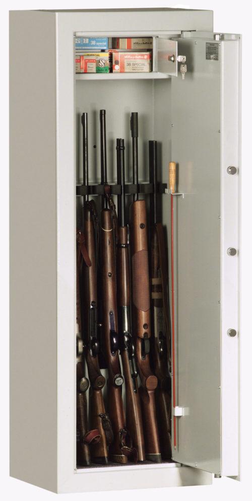 Waffenschrank Sistec WSN 150-1 Klasse 0/N nach EN 1143-1