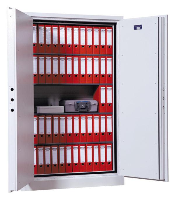 Papiersicherungsschrank Sistec TSF 1912 S2 EN 14450 - LFS 30 P