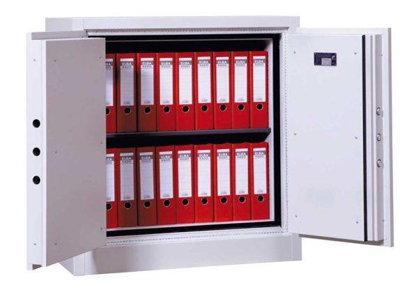 Papiersicherungsschrank Sistec TSF 1012 S2 EN 14450 - LFS 30 P.01