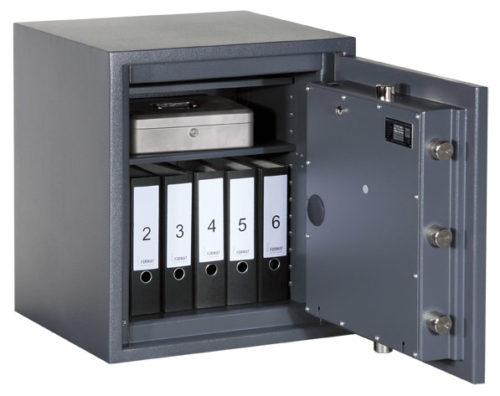 Wertschutzschrank Format Pegasus 120 EN 1143-1 Klasse 4; Abbildung Modell Rubin Pro 10