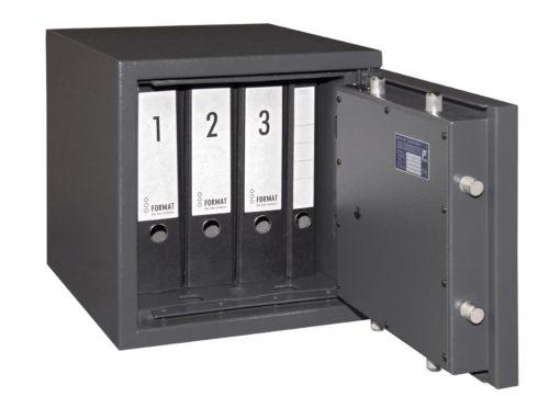 Wertschutztresor Format Lyra 2 EN 1143-1 Klasse 0/N.01