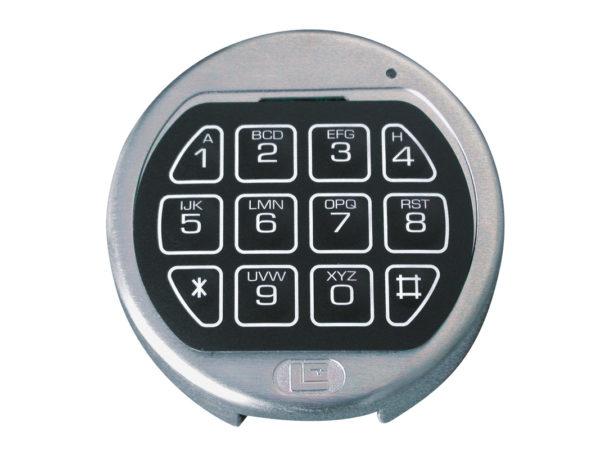 Elektronisches Zahlenschloss La Gard Basic