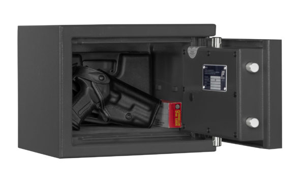 Kurzwaffentresor Format KWT 800 - Widerstandsgrad 0 nach EN 1143-1 ECB´s